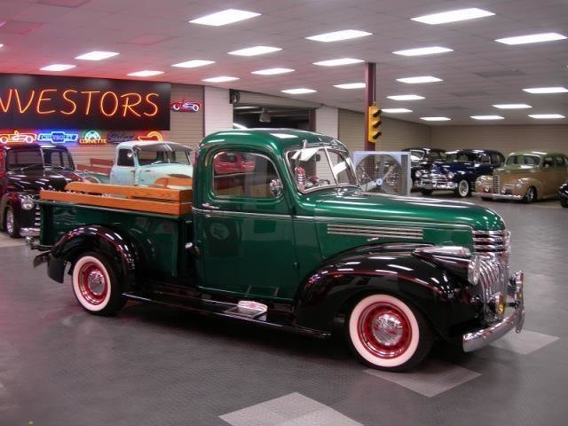 For Sale 1946 Chevrolet 3100