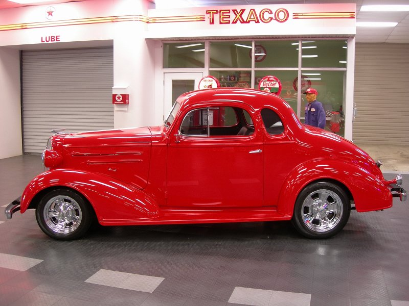 1936 Chevrolet Coupe 2 Door for sale #86621 | MCG