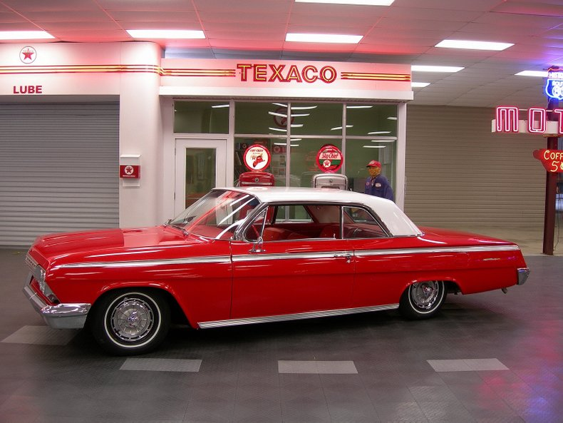 For Sale 1962 Chevrolet Impala