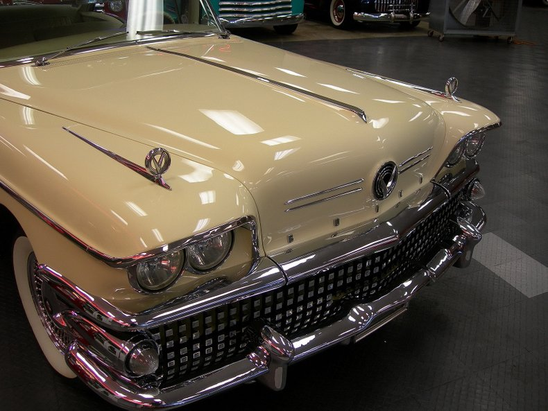 For Sale 1958 Buick Riviera