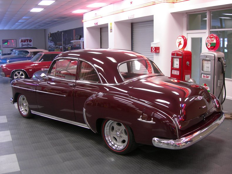 For Sale 1949 Chevrolet Deluxe