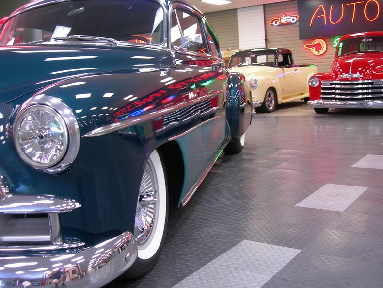 For Sale 1950 Chevrolet Fleetline