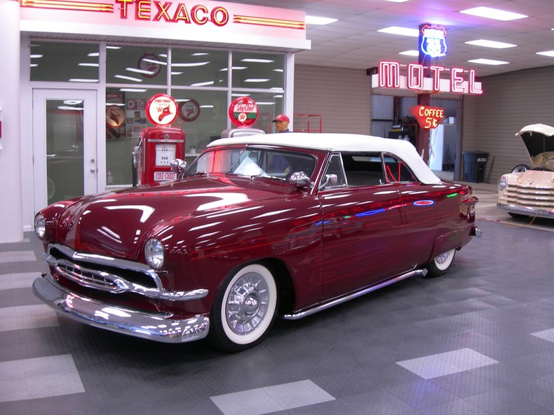 For Sale 1949 Ford Custom