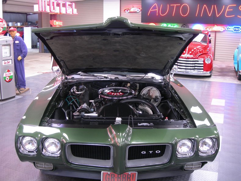 For Sale 1970 Pontiac GTO