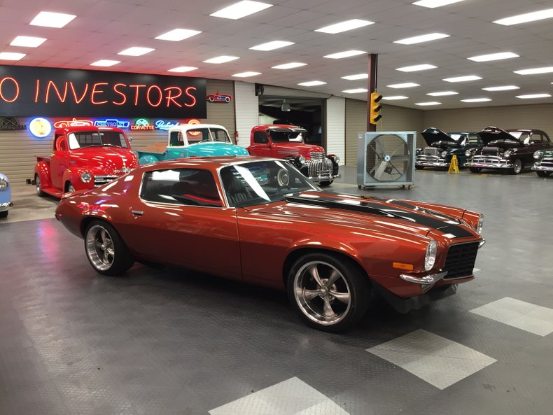 For Sale 1973 Chevrolet Camaro