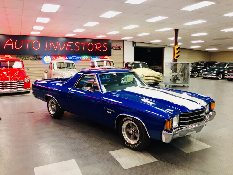 For Sale 1972 Chevrolet El Camino