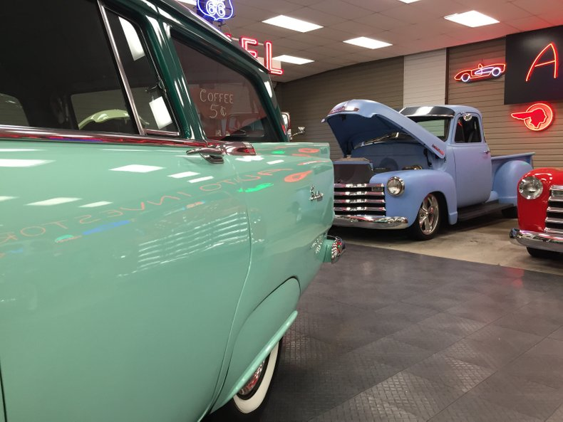 For Sale 1956 Plymouth Suburban Sport