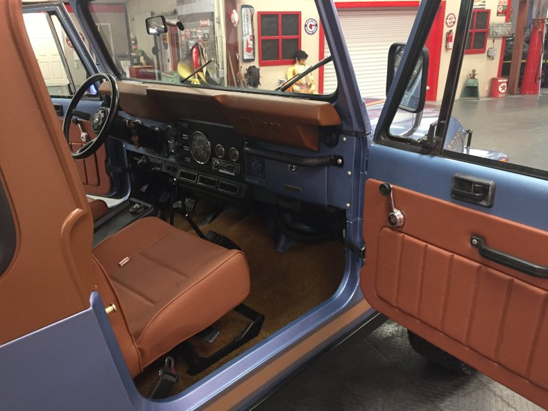 For Sale 1985 Jeep CJ-7