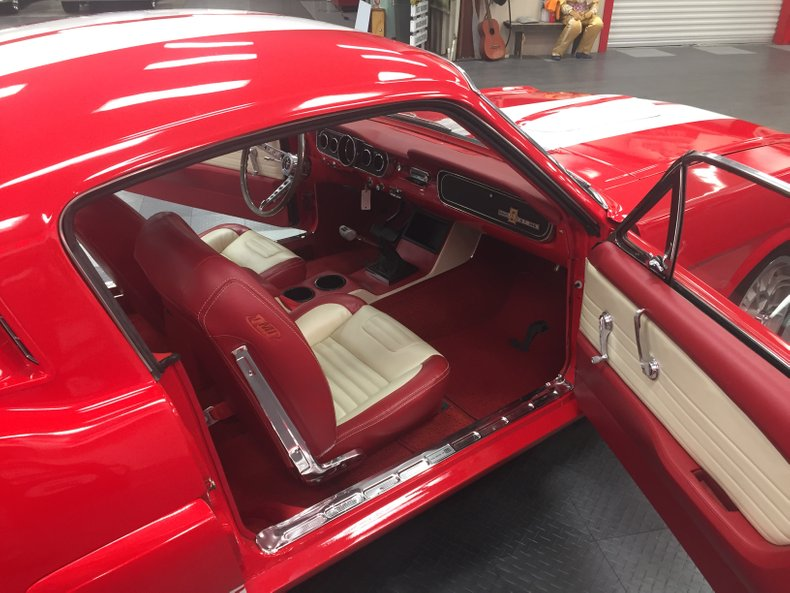 For Sale 1966 Ford Mustang