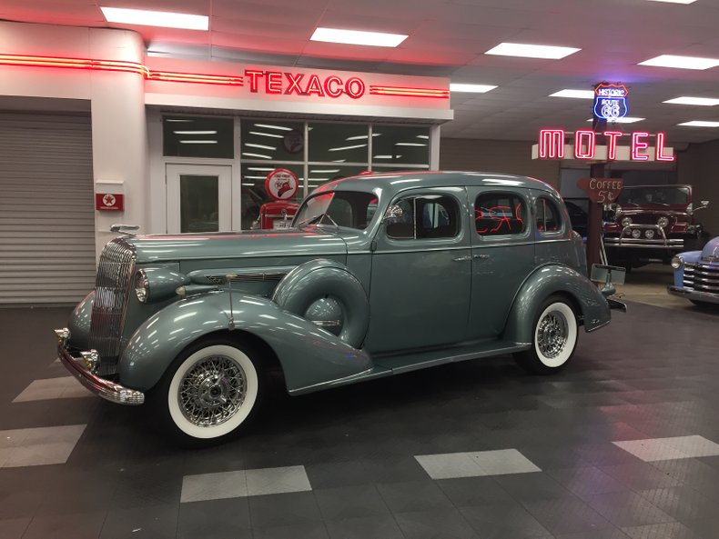 1936 Buick Century For Sale