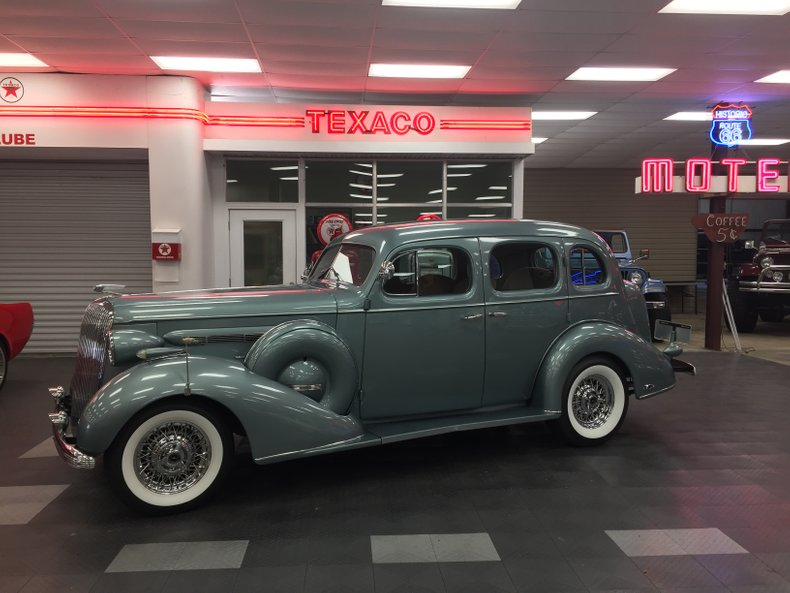 For Sale 1936 Buick Century