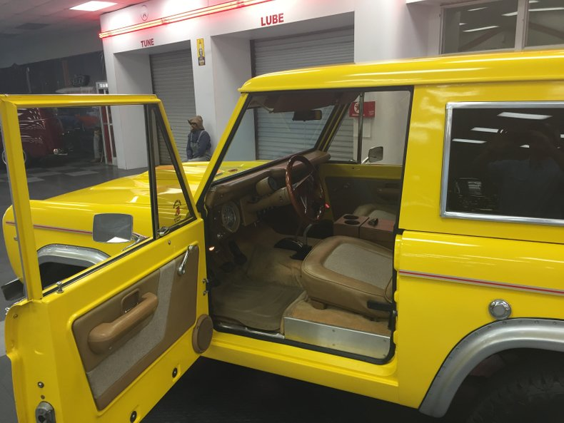 For Sale 1969 Ford Bronco