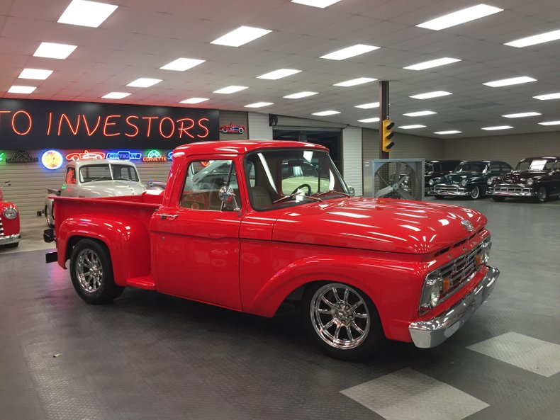 For Sale 1964 Ford F100