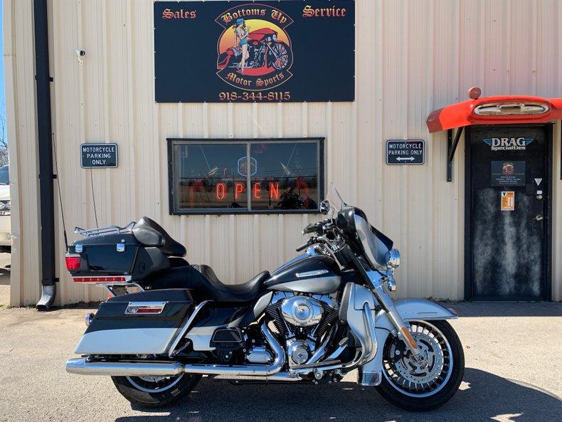 2012 Harley-Davidson ULTRA CLASSIC LIMITED FLHTK