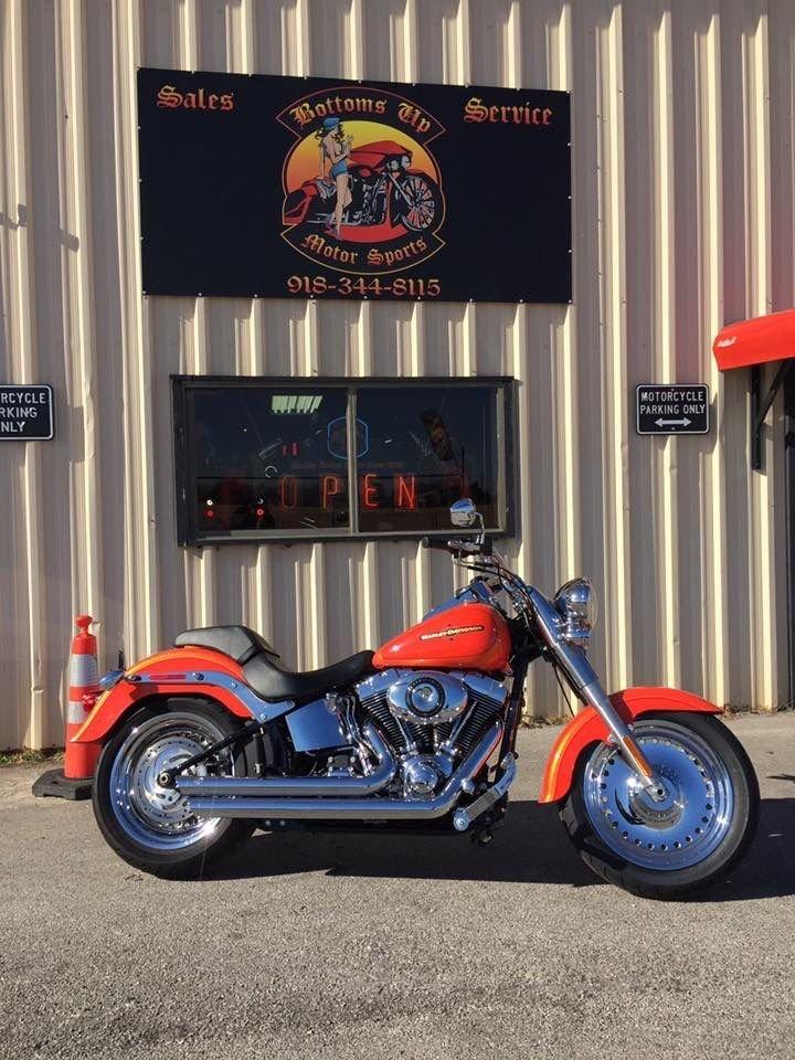 2012 Harley-Davidson FLSTF Fat Boy 103