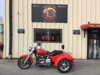 2017 Harley-Davidson FLRT Freewheeler