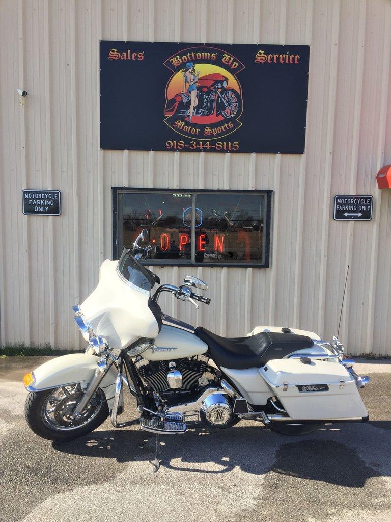 2005 Harley-Davidson FLHTPI POLICE ELECTRA GLIDE