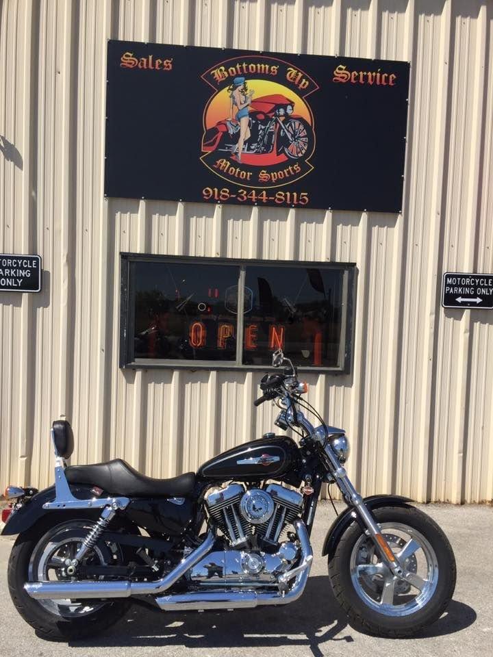 2015 Harley-Davidson XL 1200 C