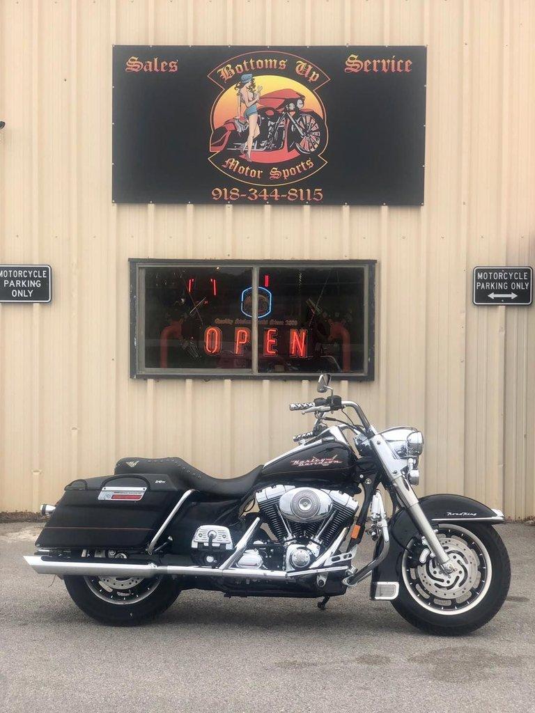 2002 Harley-Davidson Road King FLHRI