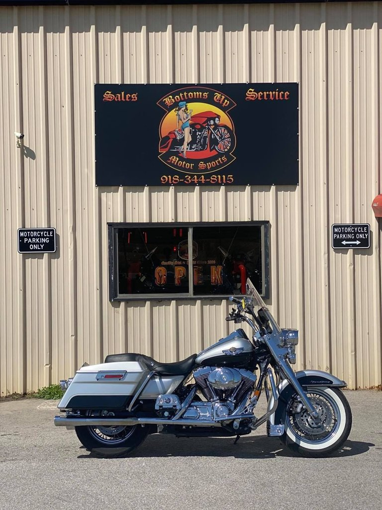 2003 Harley-Davidson Road King FLHRCI