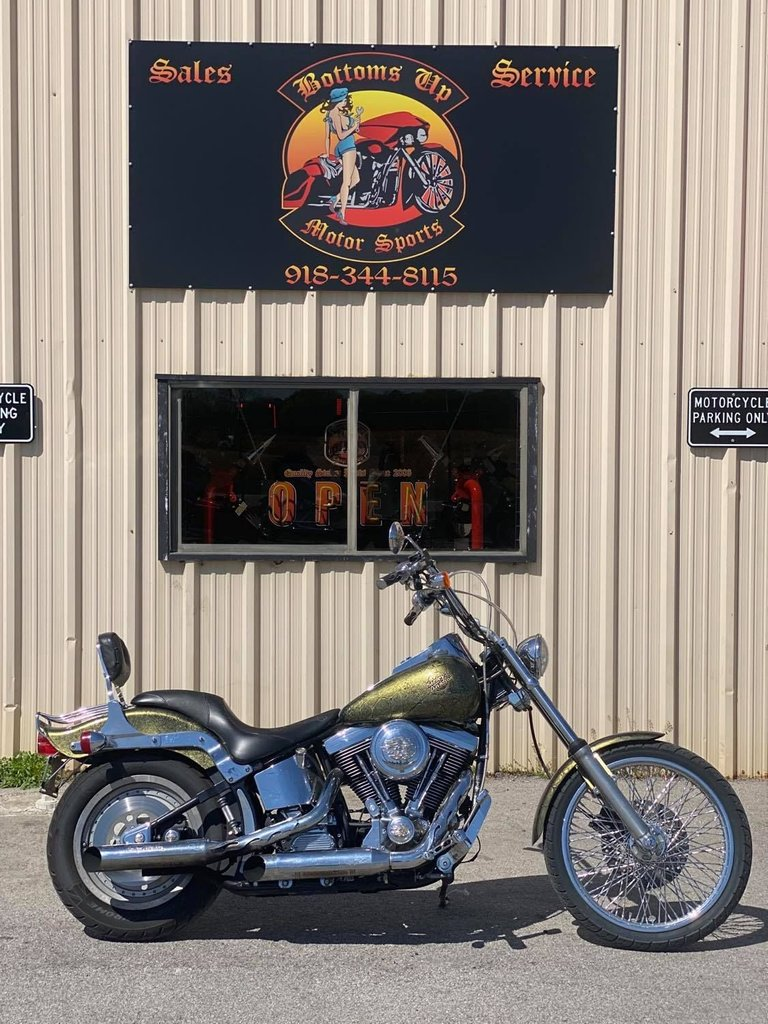 1997 Harley-Davidson FXSTC Softail Custom