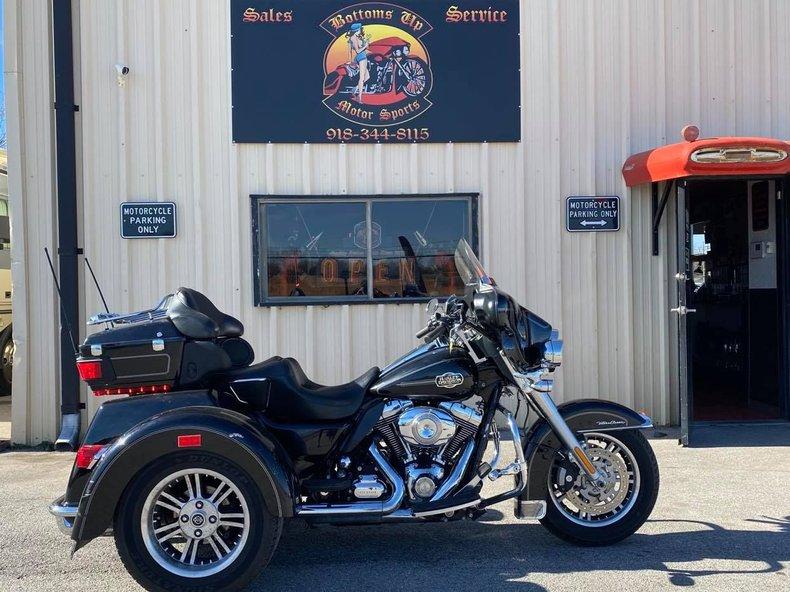 2009 Harley-Davidson TRIGLIDE ULTRA CLASSIC FLHTCUTG