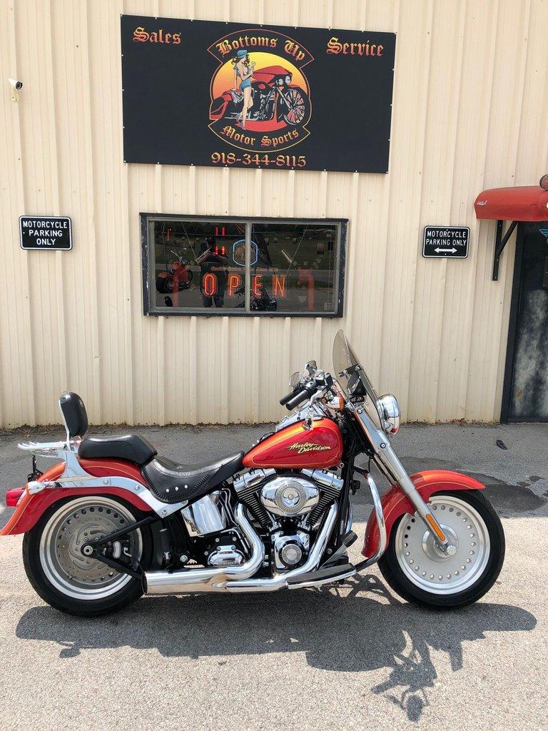 2008 Harley-Davidson FLSTF FATBOY