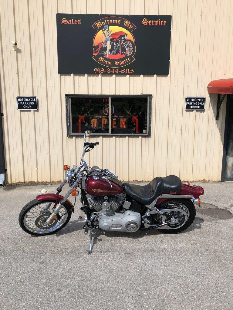 2001 Harley-Davidson FXST SOFTAIL
