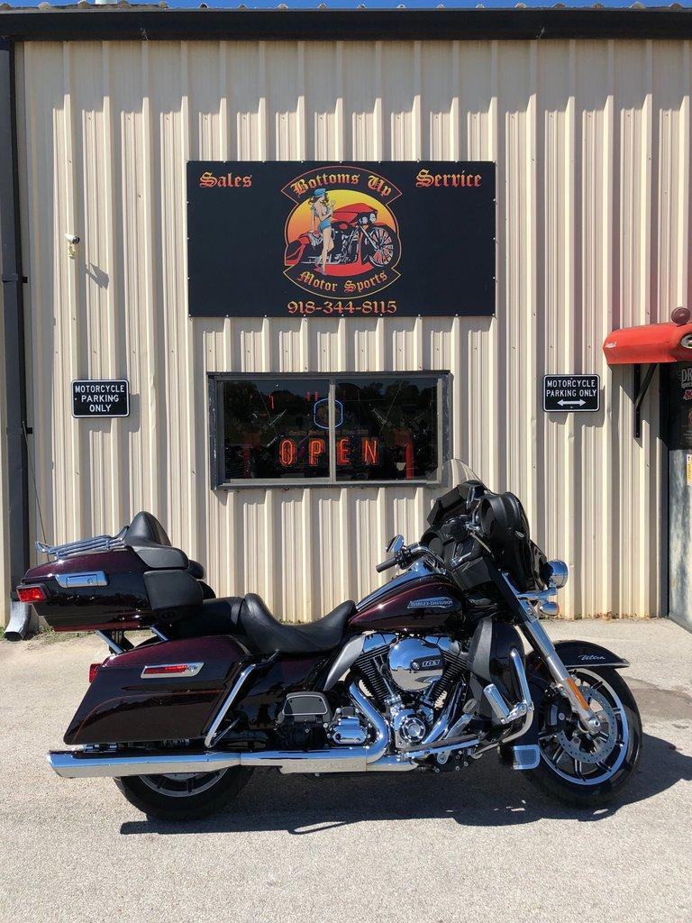 2014 Harley-Davidson FTU ULTRA CLASSIC