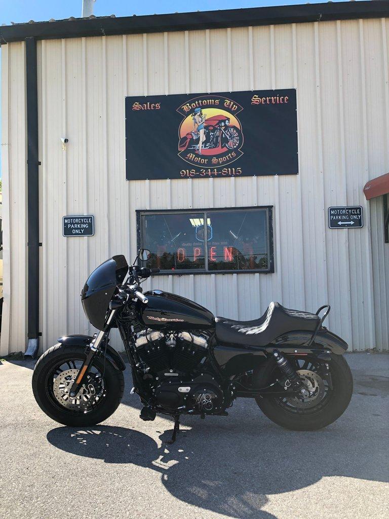 2016 Harley-Davidson XL-1200X Sportster Forty Eight