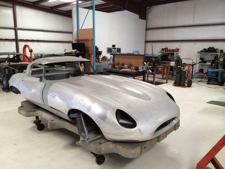 1962 Jaguar Lightweight E Type