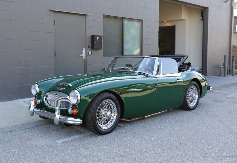 1967 Austin-Healey 3000 BJ8 PHASE III