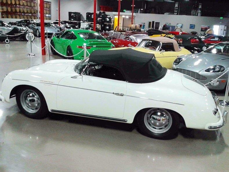1956 Porsche 356 Carrera GT