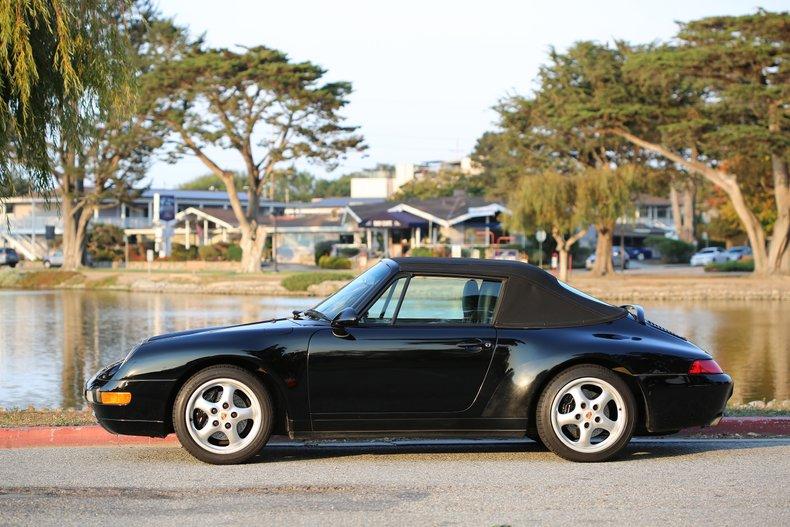 1998 Porsche 911 C2 Carerra