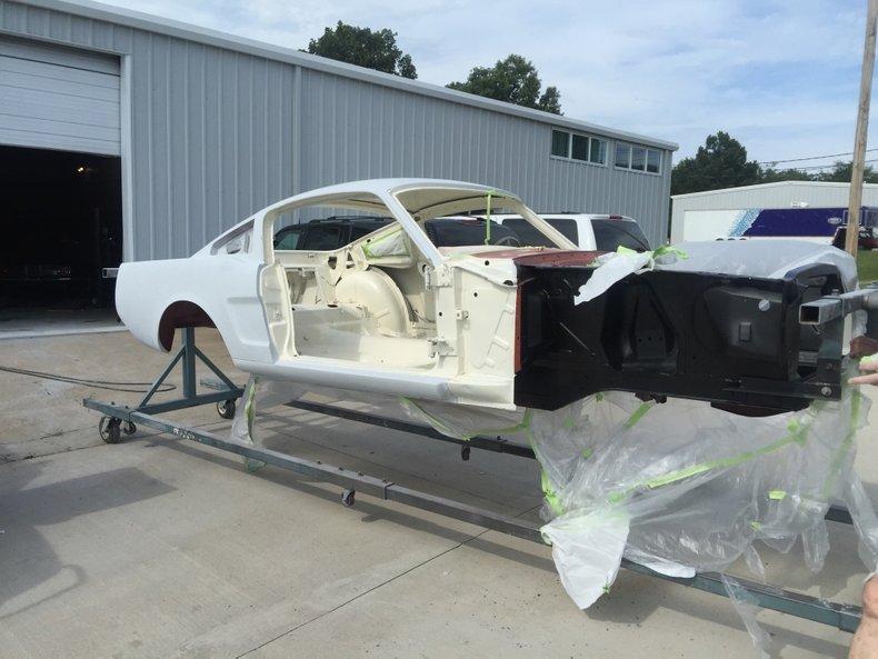 Shelby 350 GT R Model FIA Replica