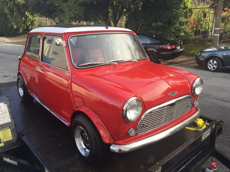 1966 Austin Mini Cooper Mark I