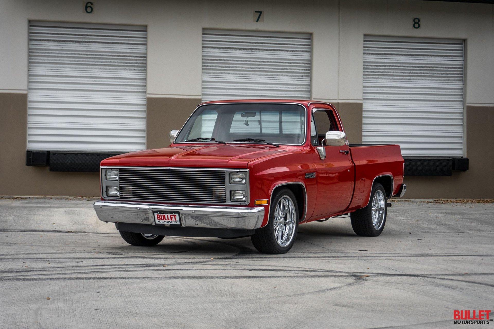 1984 gmc sierra 1500
