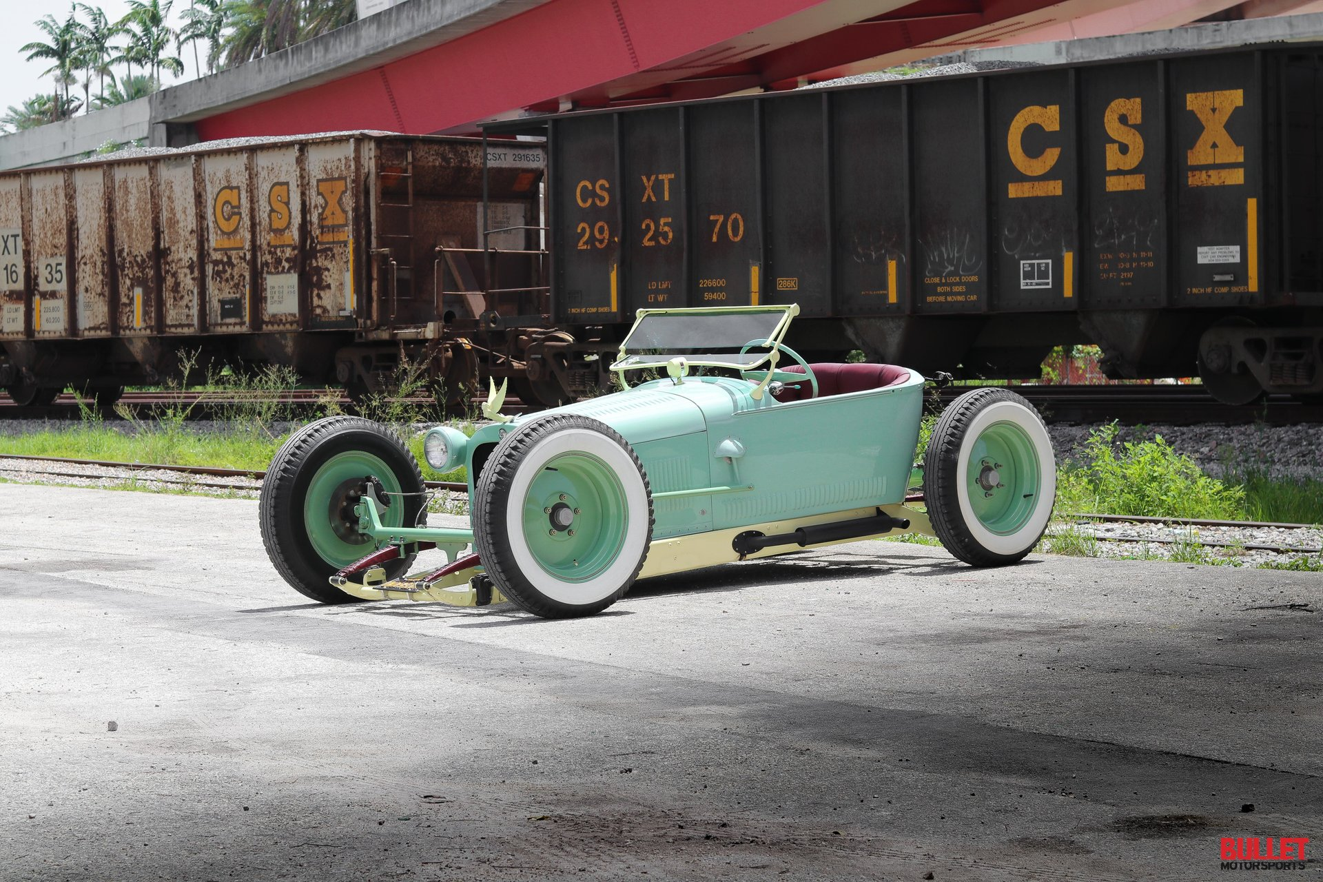 1925 dodge brothers hot rod