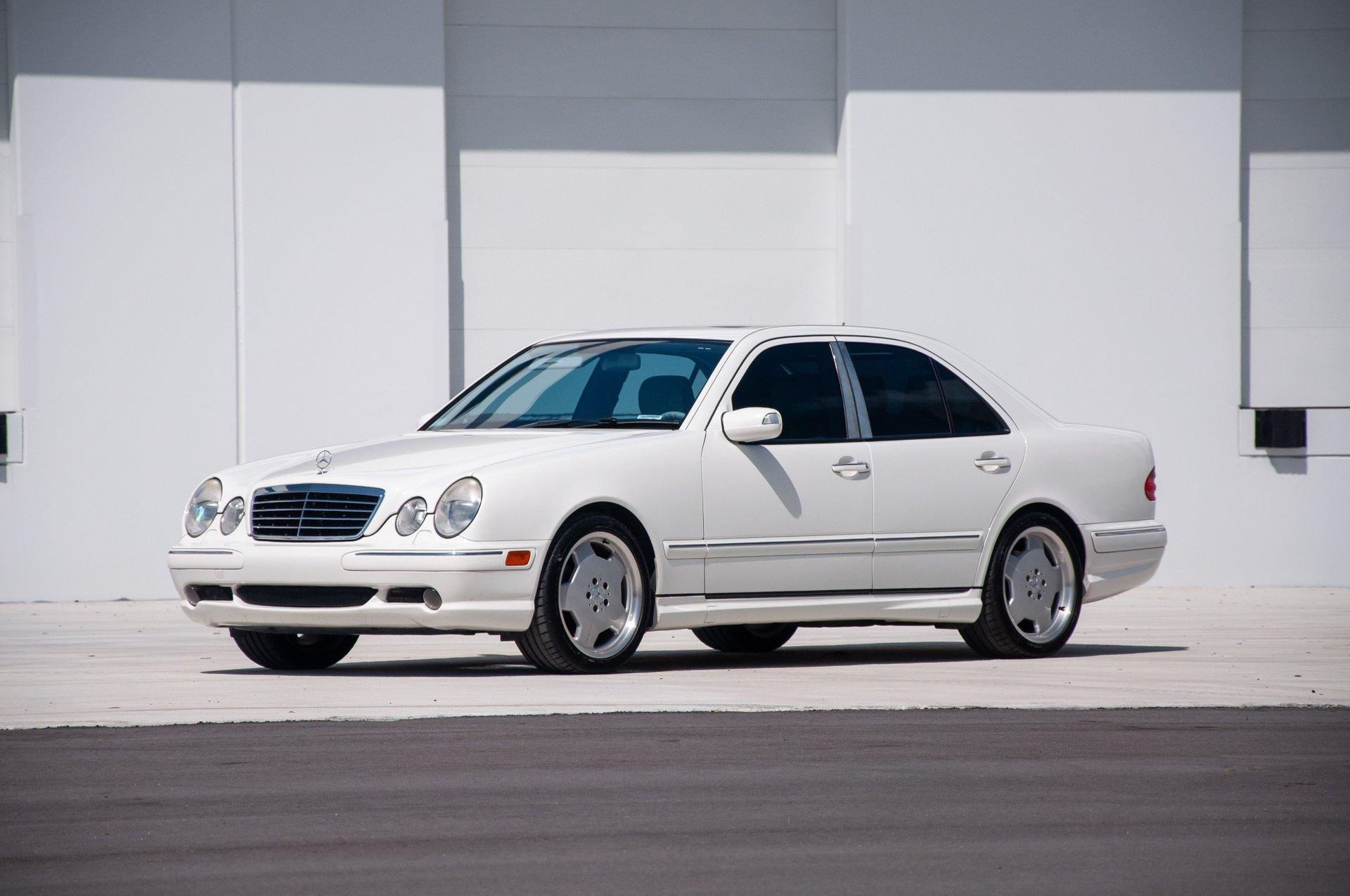 2002 mercedes benz e55