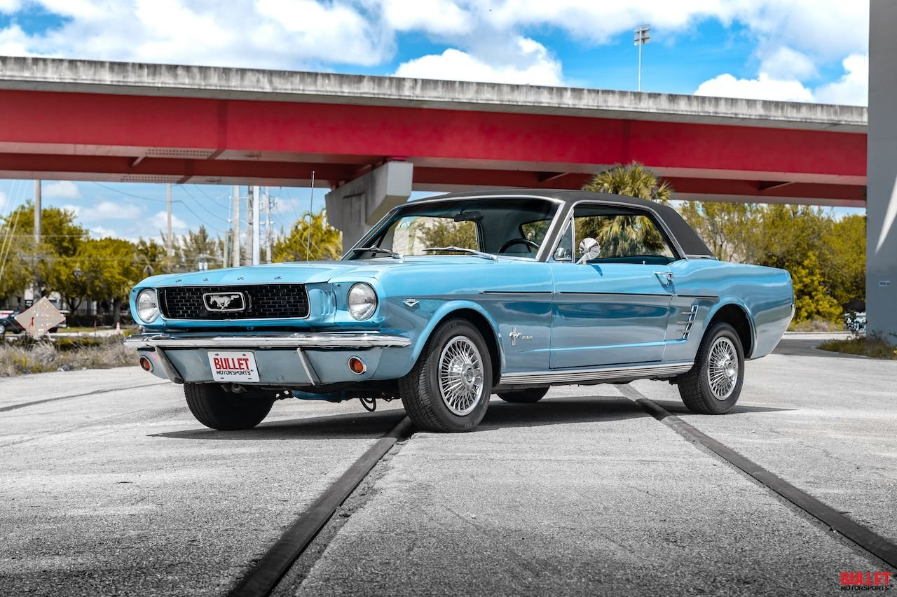 1966 ford mustang mrs b