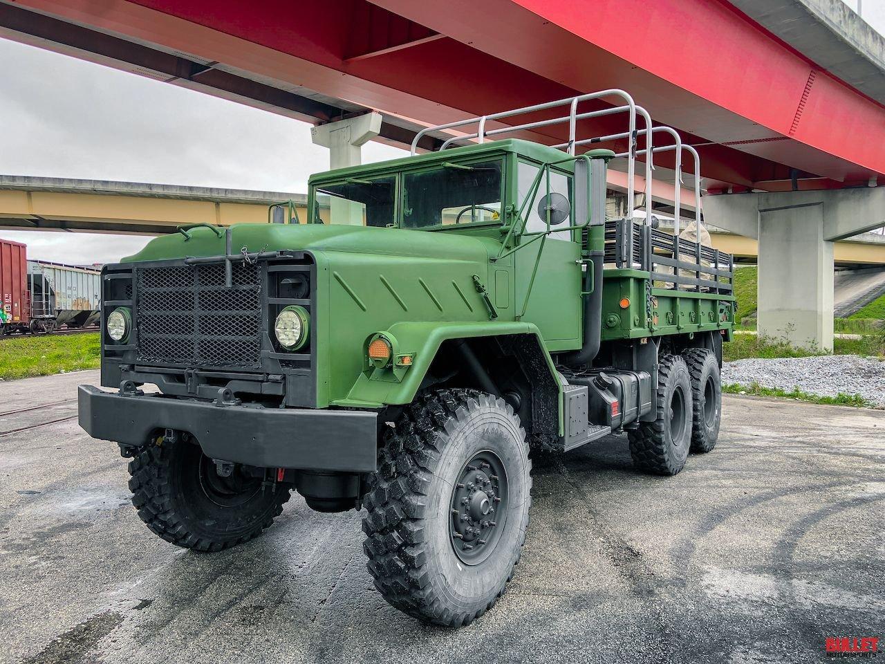 1988 m923a2 5 ton