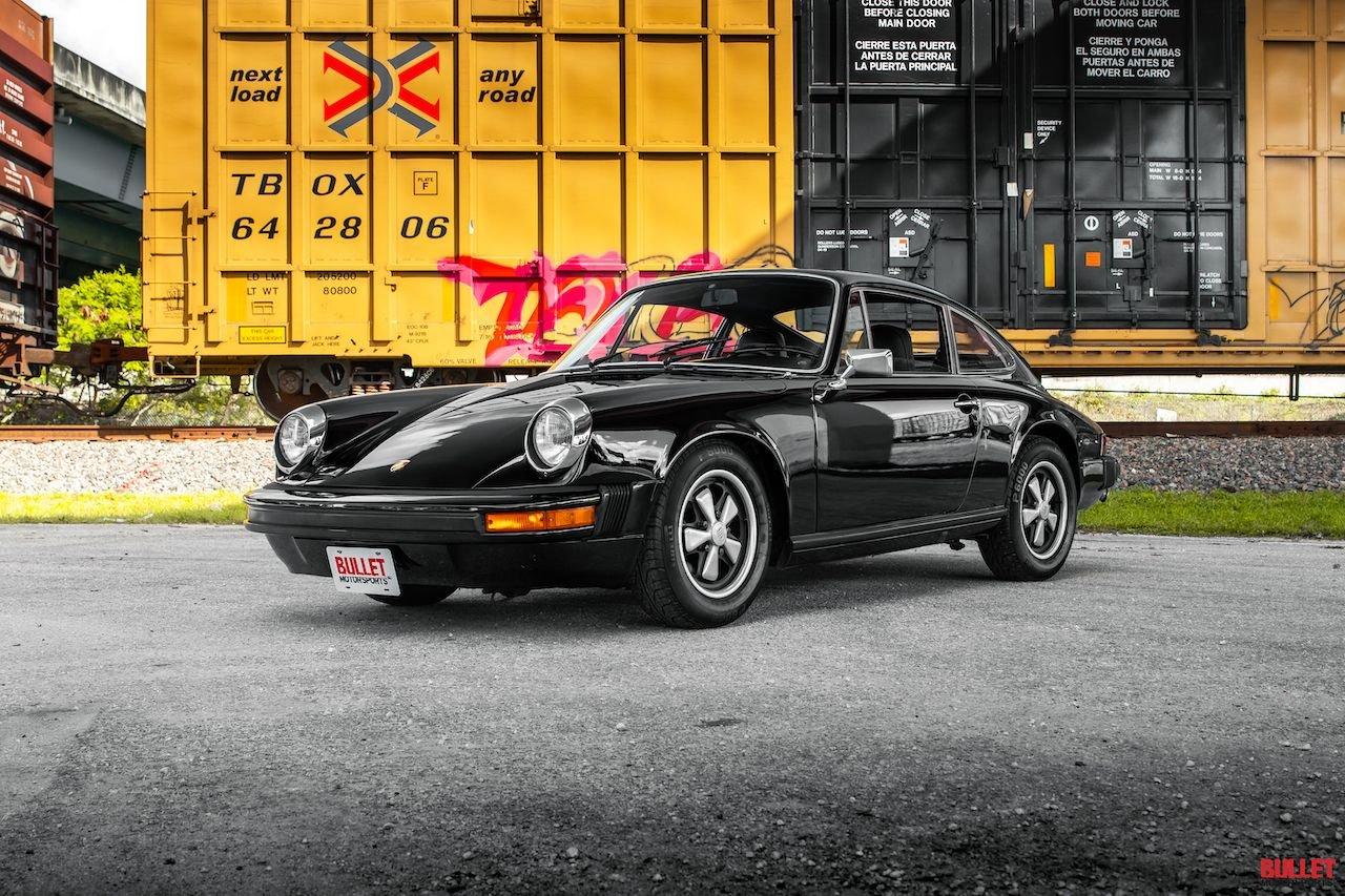 1974 porsche 911s