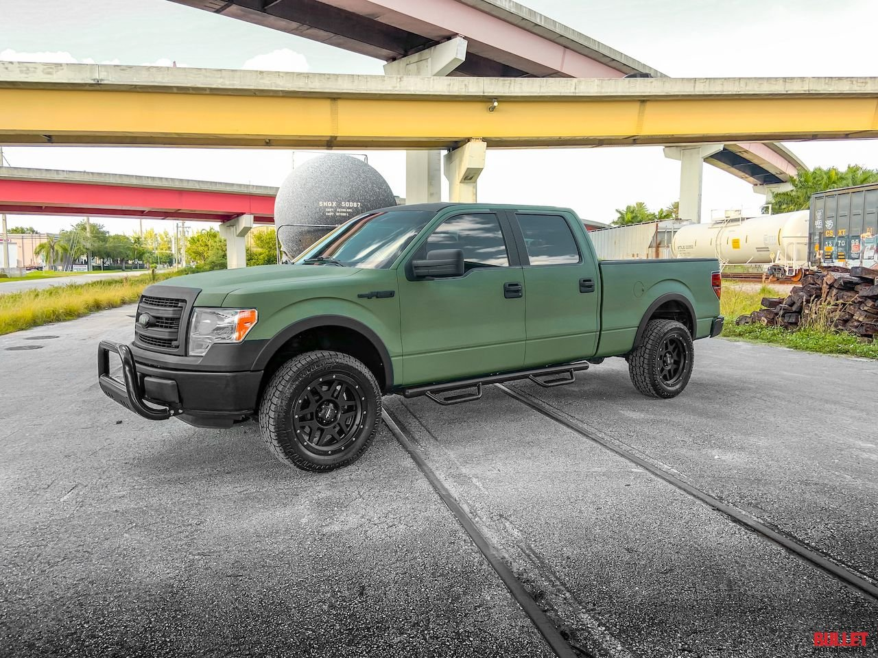 2014 ford f 150 4x4
