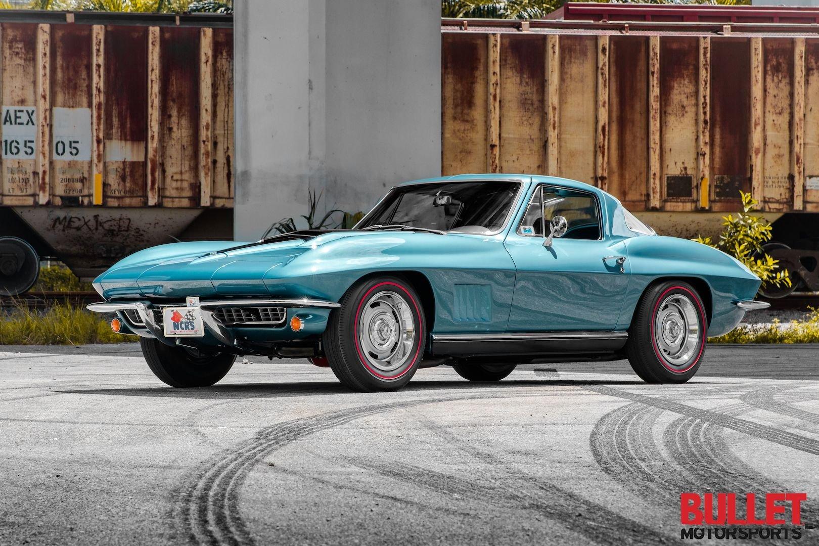 1967 chevrolet corvette top flight