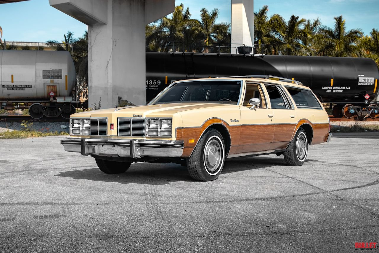 1977 oldsmobile cruiser