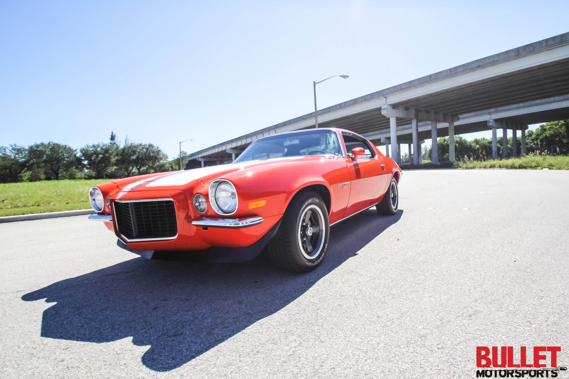1970 chevrolet camaro rs