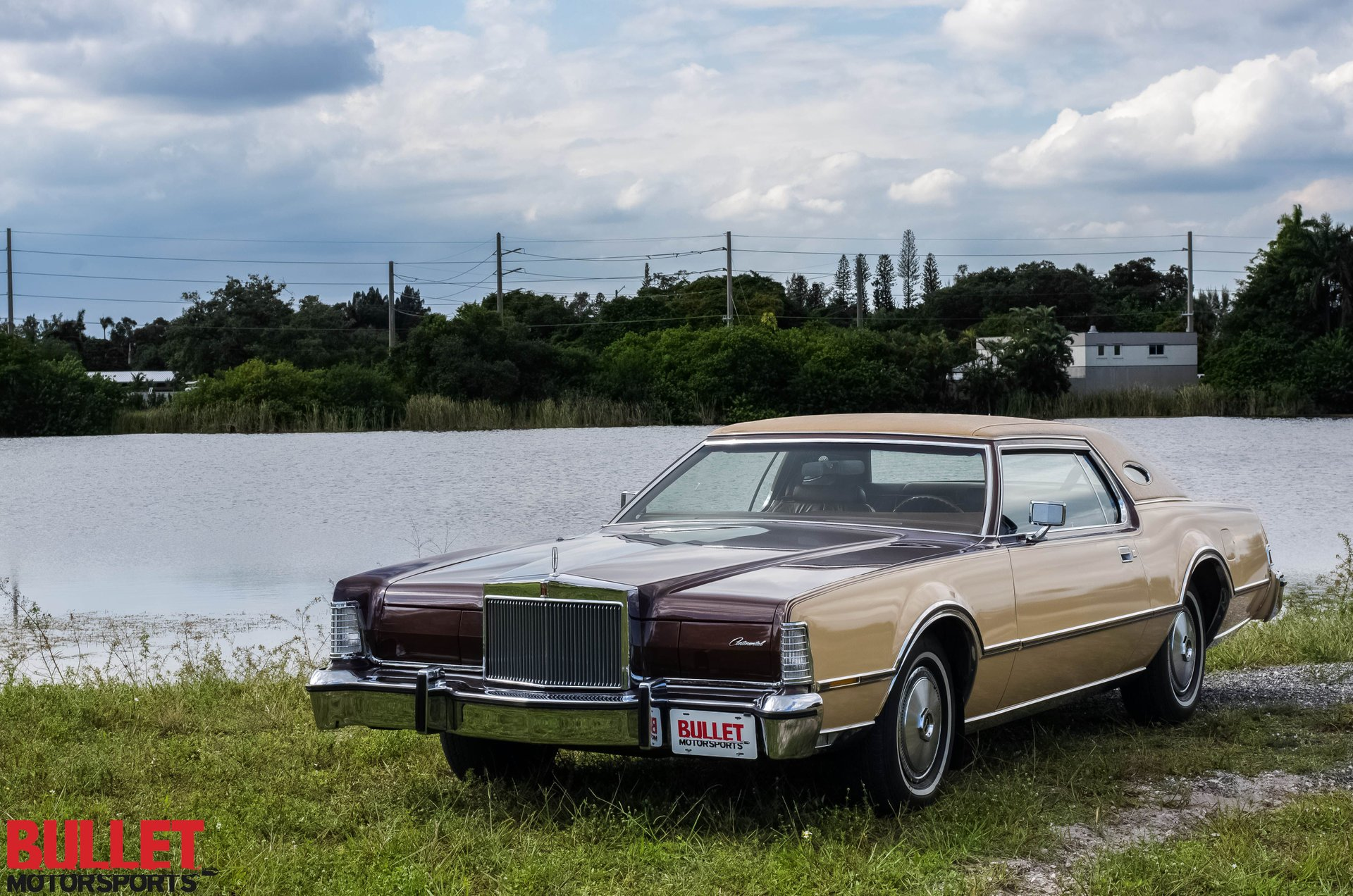 1976 lincoln continental mark iv