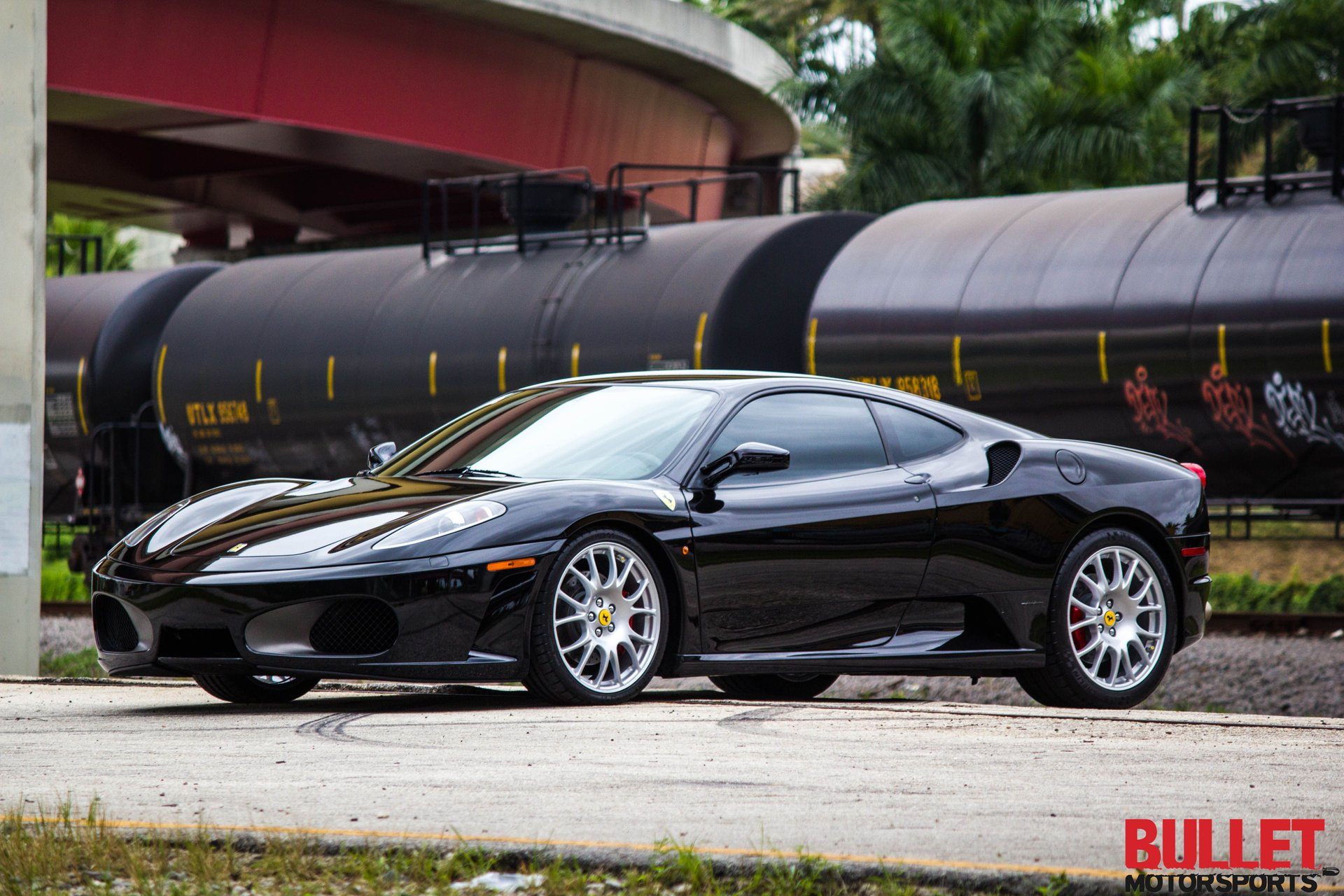 2007 ferrari f430 6speed