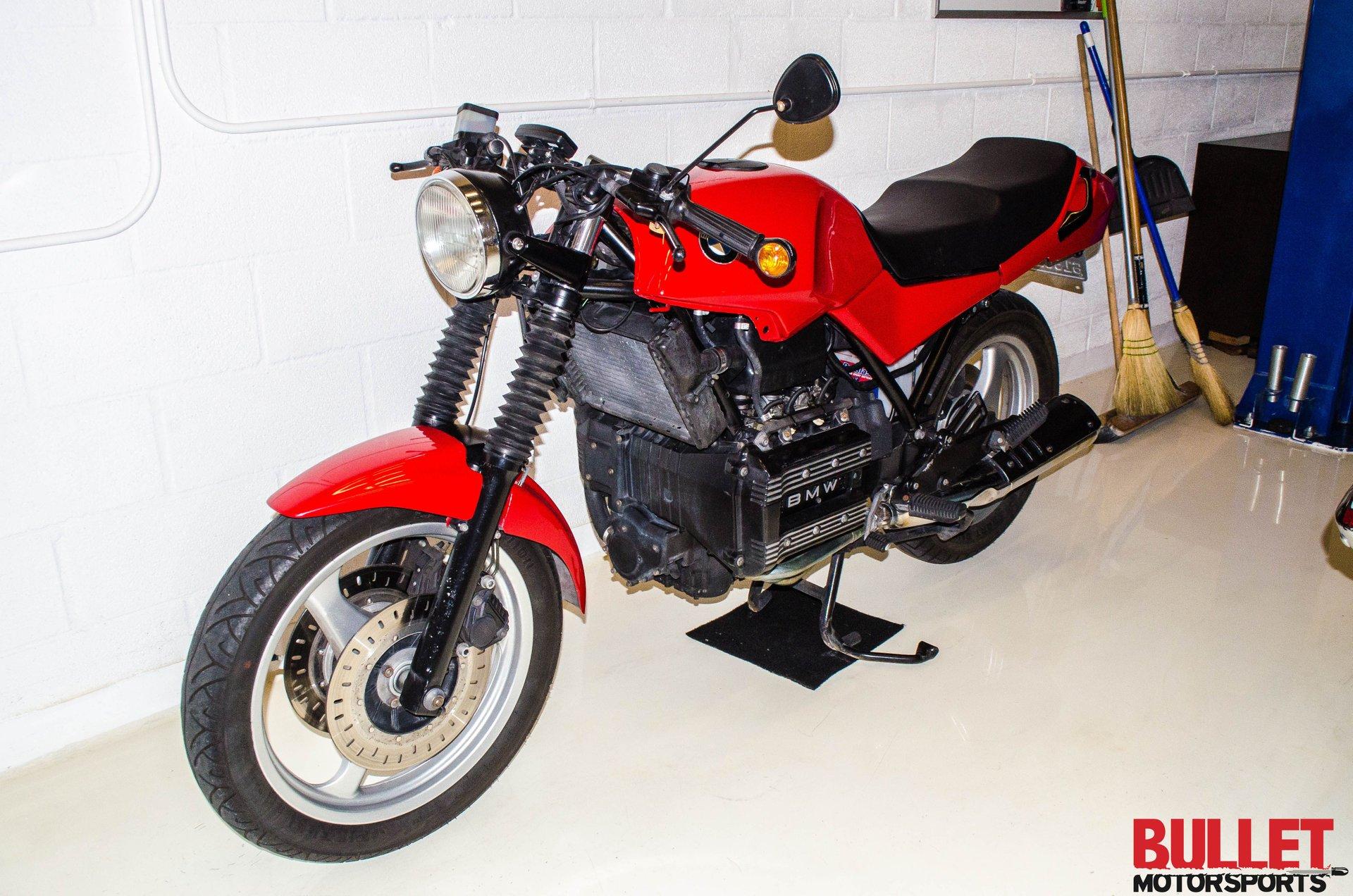 1993 bmw k75s