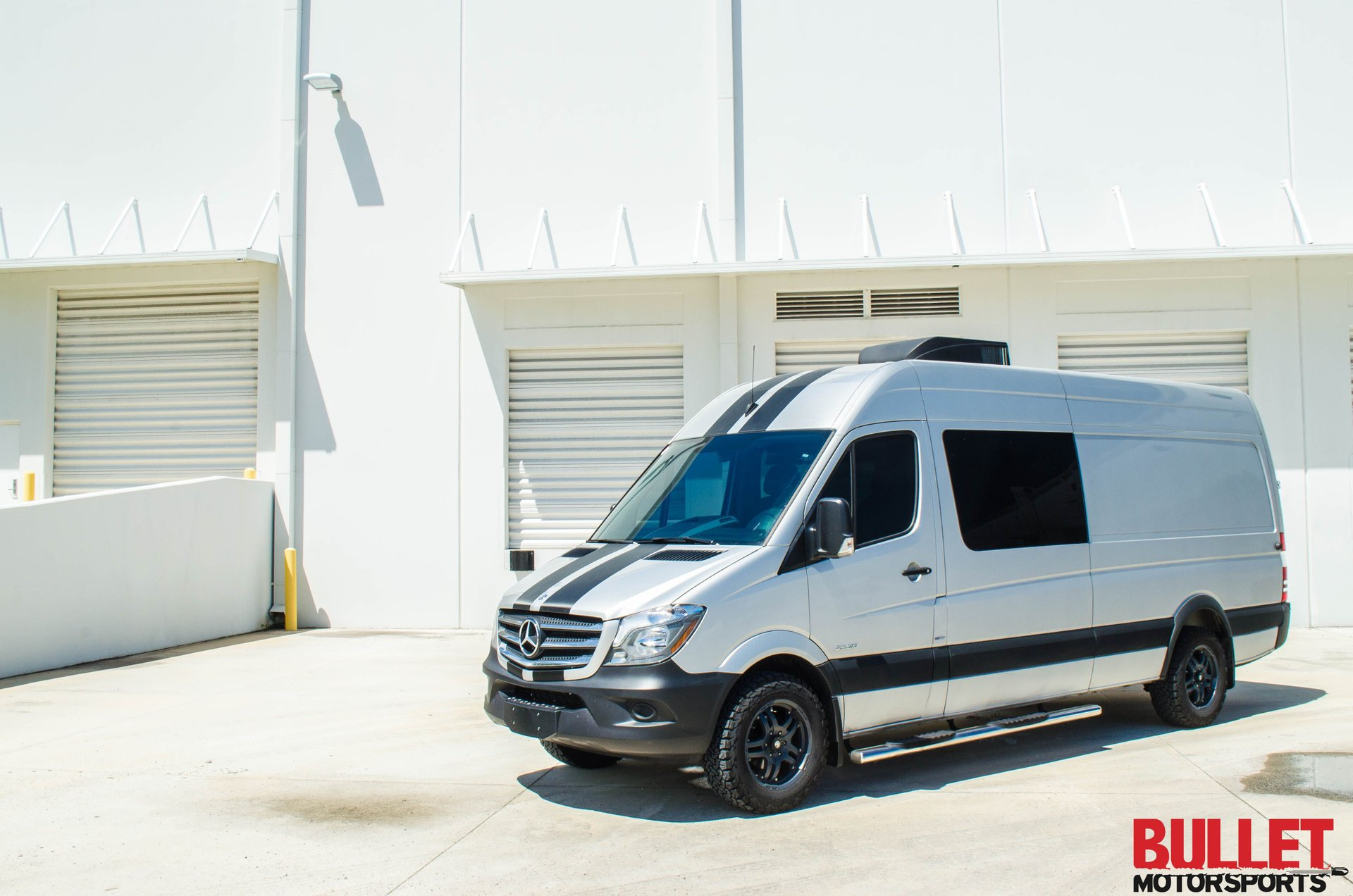 2016 Mercedes-Benz Sprinter 2500